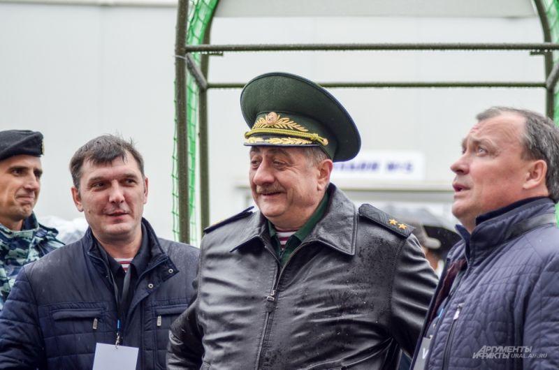 Генерал-лейтенант Игорь Голлоев.