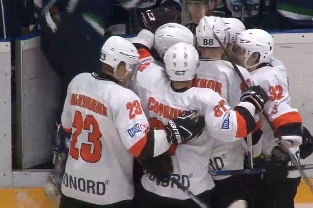 Пермские хоккеисты удачно стартовали в новом сезоне ВХЛ.