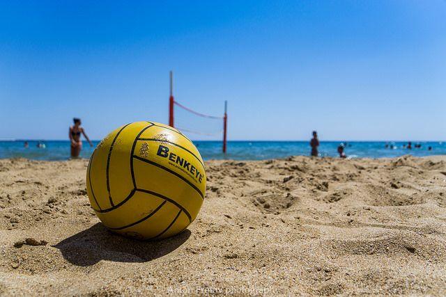 Жители России Иванов иГорбенко выиграли молодёжный чемпионат Европы попляжному волейболу