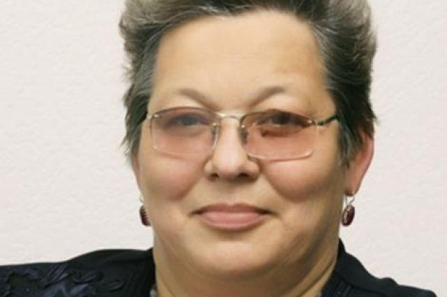 Галина Шумихина.