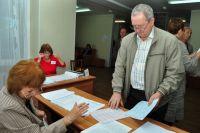 На выборы в горсовет пришли лищь 21% омичей.
