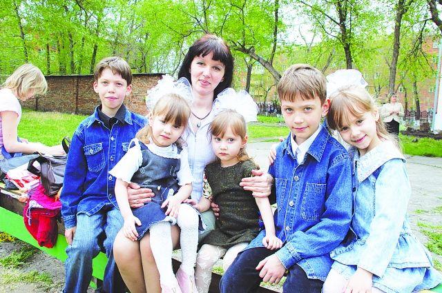 Многодетным семьям придётся выбирать форму соцподдержки.