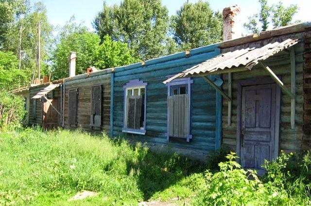 Воскресным утром в Пуровском районе вспыхнул балок