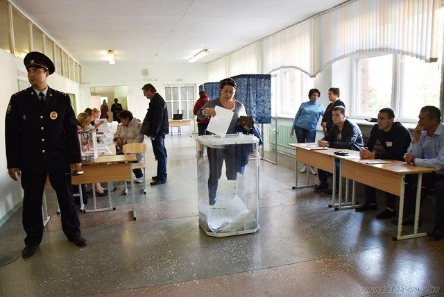 Выборы 10сентября 2017: результаты, итоги голосования по Российской Федера ...