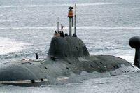 Атомная подводная лодка «Вепрь».