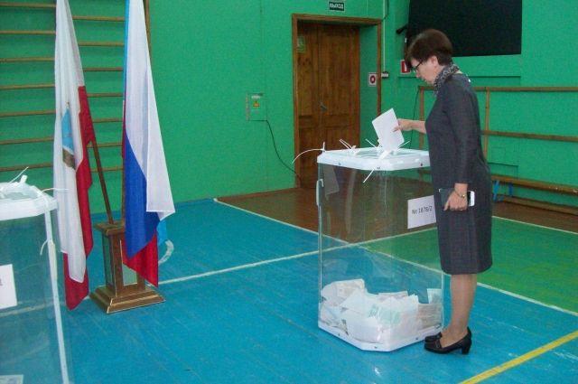 ВЮгре подводят результаты цельного дня голосования