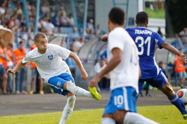 «Балтика» на своем поле не сумела обыграть аутсадера ФНЛ.