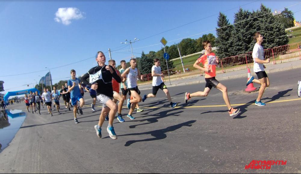Традиционный пробег «Волгоградская миля».