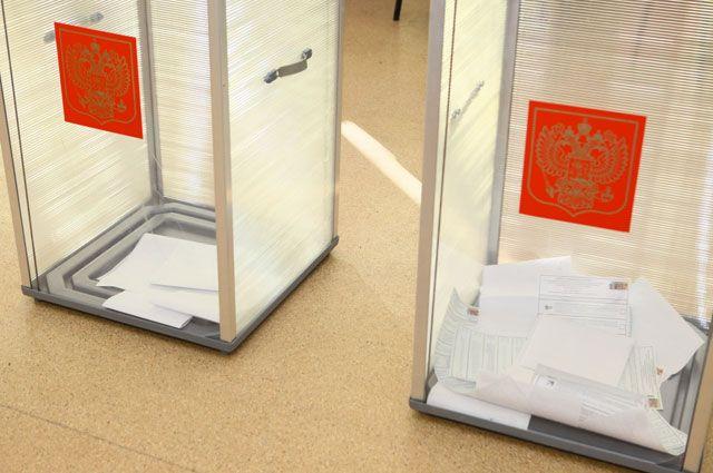 Явка навыборах вЧелябинской области вполдень составила 13%