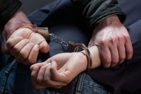 Задержанный молодой человек направлен в полицию для дальнейшего разбирательства.