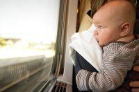 Можно ли до 18 лет ездить на поезде одному