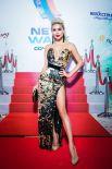 Российский дизайнер Бэлла Потемкина. На конкурсе она создавала образ для участницы из Вьетнама.