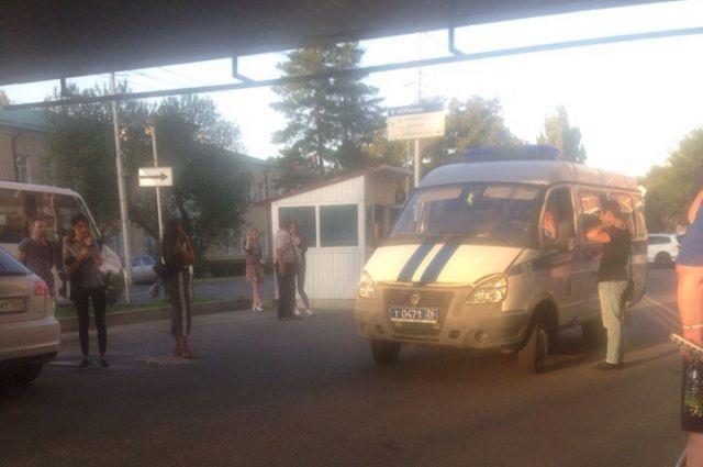 Кавказ Сегодня: Эвакуации вСтаврополе вызваны сообщениями оподозрительных предметах