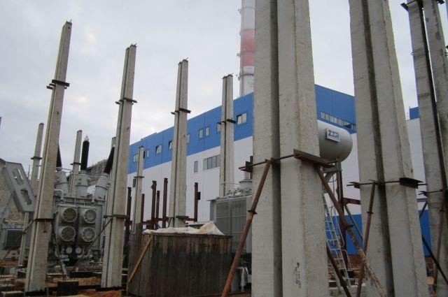 В Тазовском районе завершается строительство электростанции