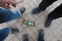 7 процентов населения края -- алкоголики.