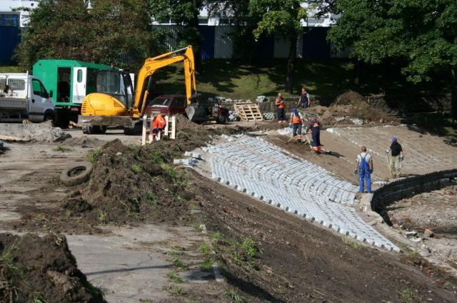 Пешеходные мосты на Нижнем пруду в Калининграде закроют на ремонт.