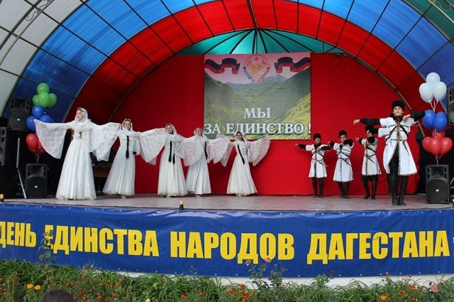 ВДагестане официально завершают празднование 2000-летия Дербента