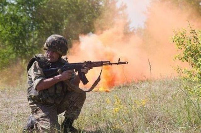 По всей Украине начались военные учения
