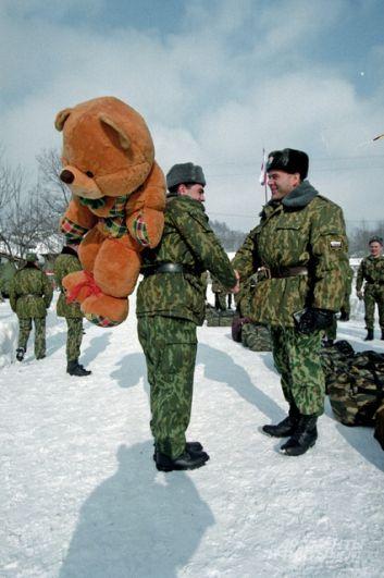 Русский бросок в Косово. 1999 год.