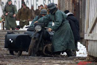 Съёмки сериала проходили в  Пермском крае.