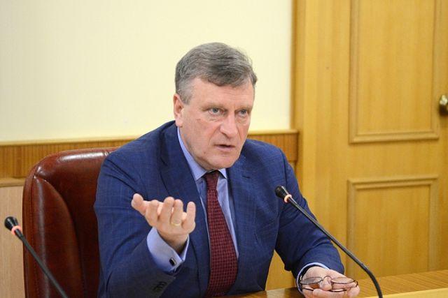 Игорь Васильев вступит вдолжность губернатора Кировской области 19сентября