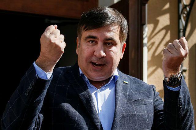 Адвокаты Саакашвили собираются заявить в полицию о краже его паспорта
