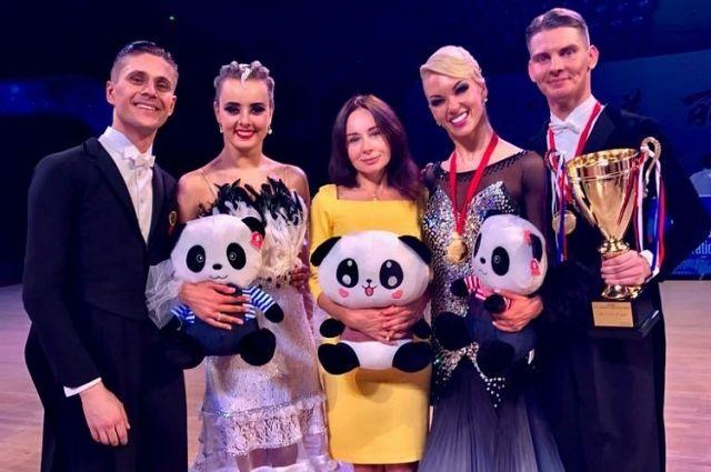 Танцоры из Москвы победили на чемпионате мира WDSF