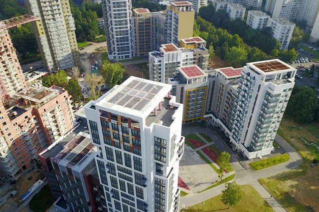 Стартовые площадки по программе реновации в районе Бескудниково.