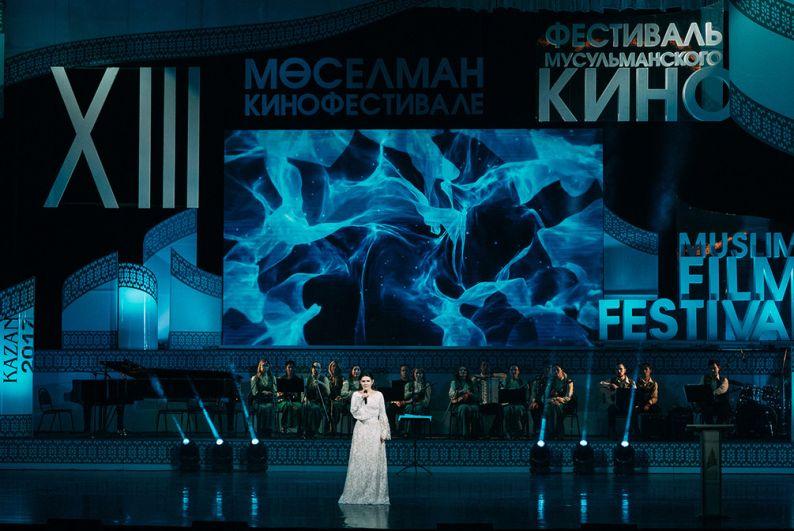 Спела на фестивале и Дина Гарипова.