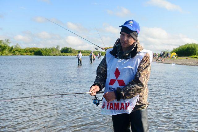 40 рыбаков в финале остались без кижуча.