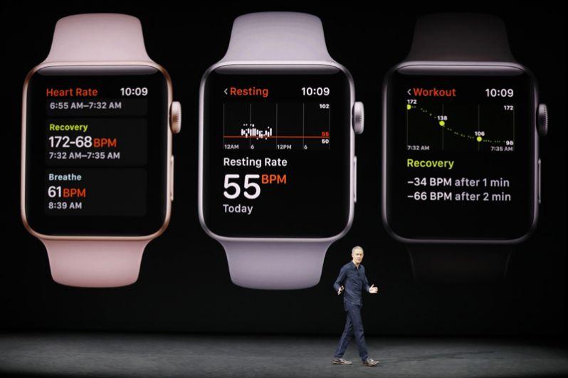 Джефф Уильямс, главный операционный директор Apple, рассказывает об Apple Watch 3.