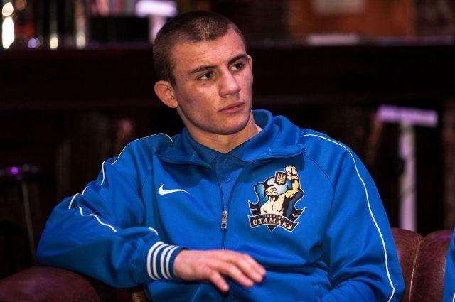 Украинский боксер установил национальный рекорд