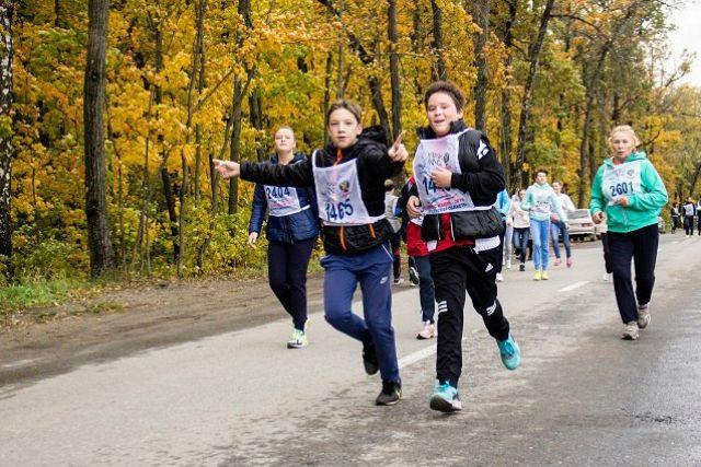 Принять участие в забеге может каждый желающий.