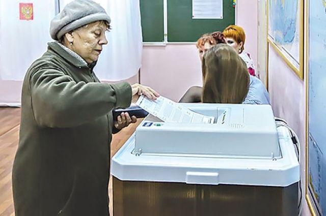 В Красноярском крае одновременно велось 55 избирательных кампаний.