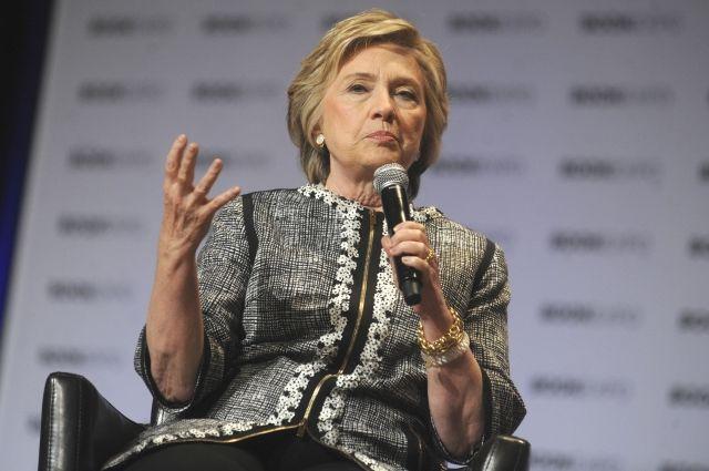 Хиллари Клинтон обвинила Владимира Путина в личной вендетте