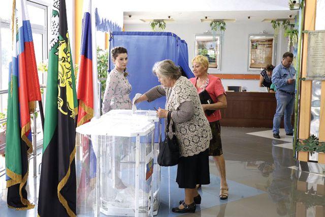 Выборы прошли без явных нарушений.