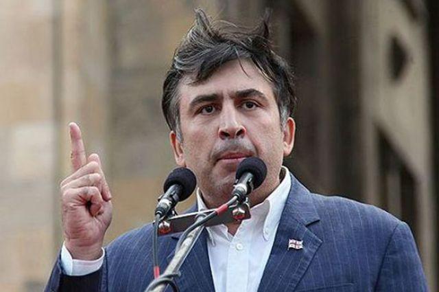 Саакашвили собирает митинг в Черновцах