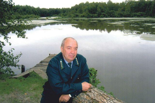 Виктор Шишкин: «Без человека тут делать нечего, лес заботу любит.