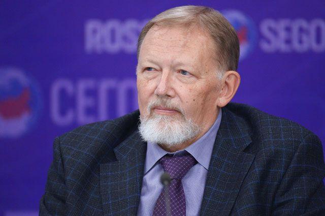 Сергей Дубинин.