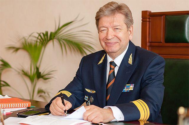 Борис Петрович Елисеев.