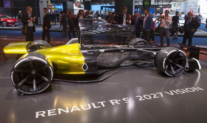 Renault R.S. 2027 Vision.