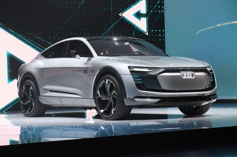Audi Elaine.