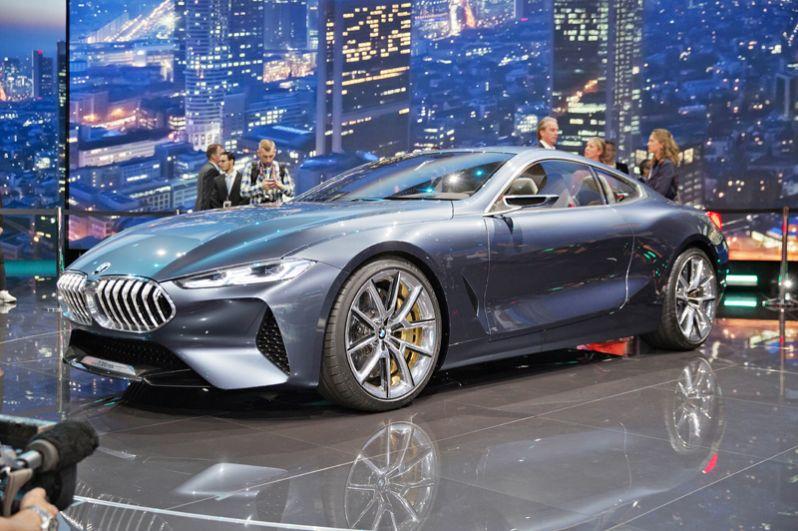 BMW Concept 8 Series.