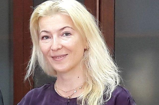 Елена Мочалова борется за здоровье нации