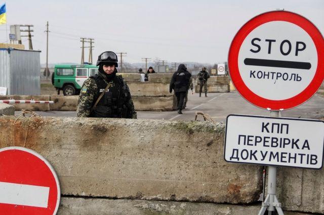 В Украине усилят контроль за въездом иностранцев