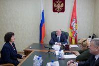 Надежде Вараксиной пообещали, что водовод в посёлке заработает до конца года.