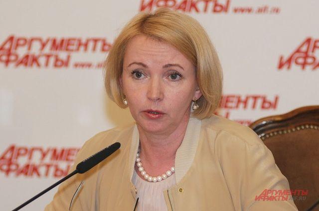 Сенатор Ирина Гехт: «тяжелая артиллерия» помогла Верхнему Уфалею стать территорией опережающего развития