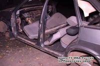Похищенные автомобили злоумышленники разбирали на запчасти.