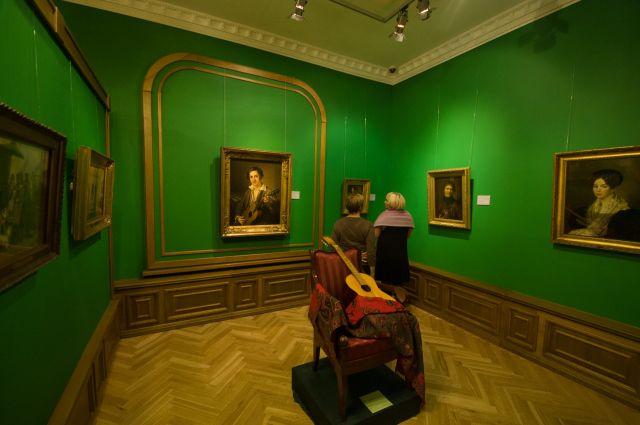 Выставки шедевров становятся традиционными для края.