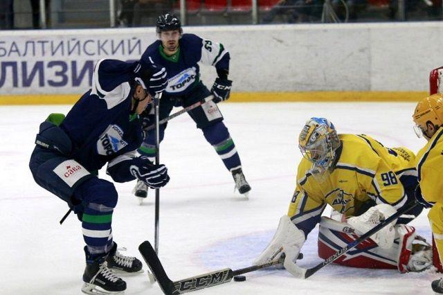 Игра завершилась победой пензенцев - 3:1.